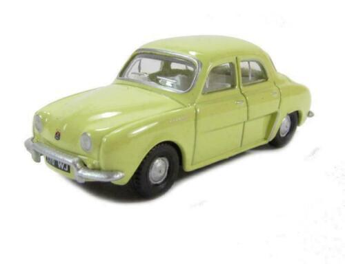 Renault Dauphine Yellow 1//76 Scale OO Gauge 76RD002 Oxford Diecast