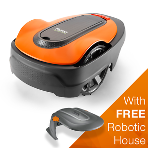 Flymo-EasiLife-200-Robotic-Lawnmower-Brand-New-with-a-FREE-Robotic-House
