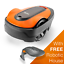 Flymo-EasiLife-200-Robotic-Lawnmower-Brand-New-with-a-FREE-Robotic-House thumbnail 1