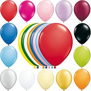 10 luftballons d 30 cm party deko geburtstag hochzeit dekoration karneval ebay. Black Bedroom Furniture Sets. Home Design Ideas