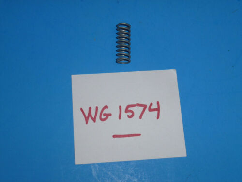 Compression Spring .400 O.D Lot of 4 1 1//8 O.A.L FREE SHIPPING  WG1574