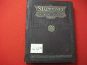 STARRETT-PRECISION-TOOLS-STEEL-TAPES-DIAL-INDICATORS-HACKSAWS-CATALOG-26-RARE