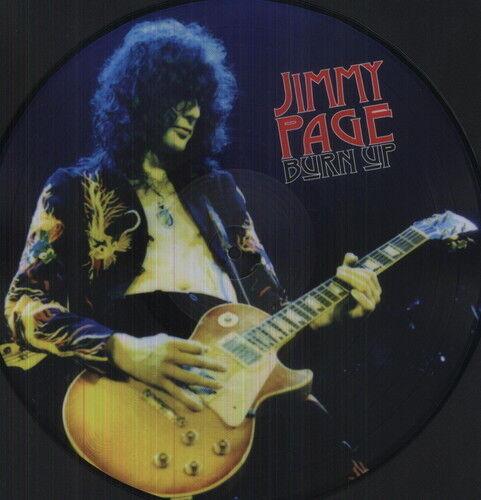 Burn Up - Jimmy Page (2012, Vinyl NEU) 741157820713