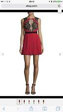 BCBG Maxazria Arianne Dress USA Size 0 UK Size 6 £454