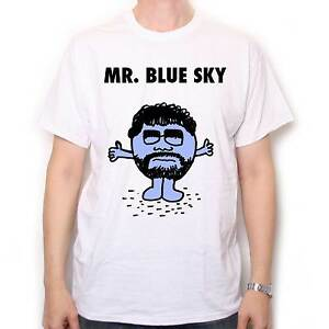 MR-BLUE-SKY-T-SHIRT-A-TRIBUTE-TO-JEFF-LYNNE-amp-ELO-100-UNOFFICIAL-CLASSIC-ROCK