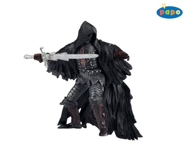 Papo 38901 Knight Chevalier Noir 10,0 Cm Fantaisie