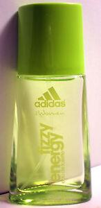 Detalles de Adidas para mujer FIZZY Energía Eau de Toilette 1.0 OZ. 30 ML. Dr ver título original