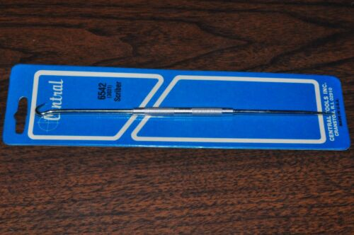 """Scriber scribe 7/"""" long with Pulling hook Central 6542 Made in USA"""