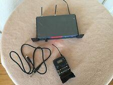 Sennheiser ew 500 G2 D Band, 786-822 MHz, mit Antennen, Bodyp., Kabel & Netzteil