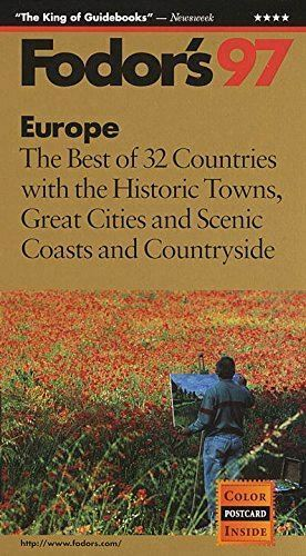 Very Good, Europe: The Best of 31 Countries with Great Cities, Historic Towns, S