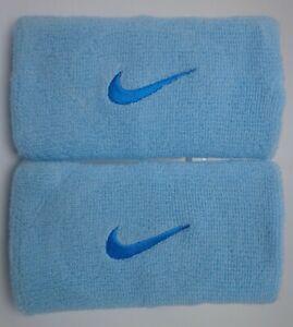 Nike Doublelarge Bracelets Sport Femme Homme Copa/bleu Lagon-afficher Le Titre D'origine