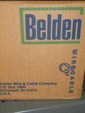 83009 500 Ft Belden White Hi Temp Teflon 18awg Silver Coated Hook Up Wirenos
