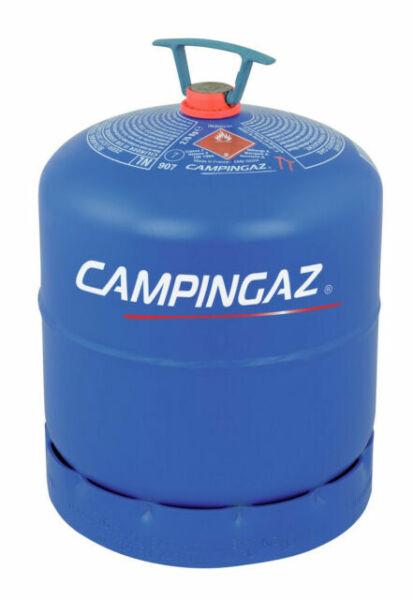 Empty Used Campingaz 907 Gas Bottle