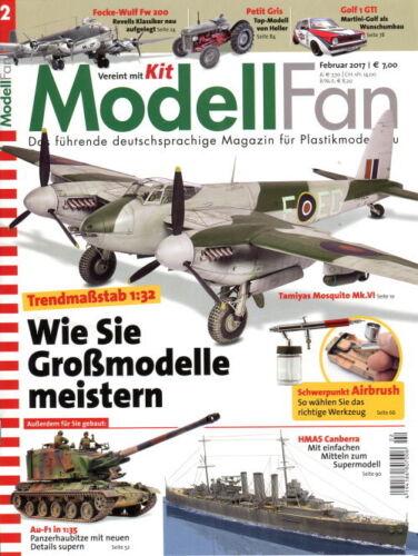 Modellfan - Ausgabe 1/2017
