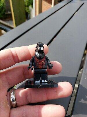 custom Black and Red mutant Godzilla min fig mini fig  Compatible