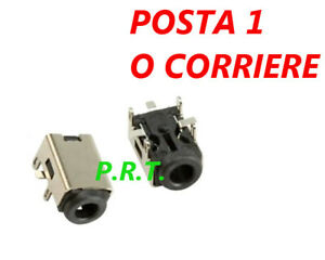 CONNETTORE ALIMENTAZIONE DC POWER JACK PER ASUS Eee PC 1001 1001PX 1001P 1015