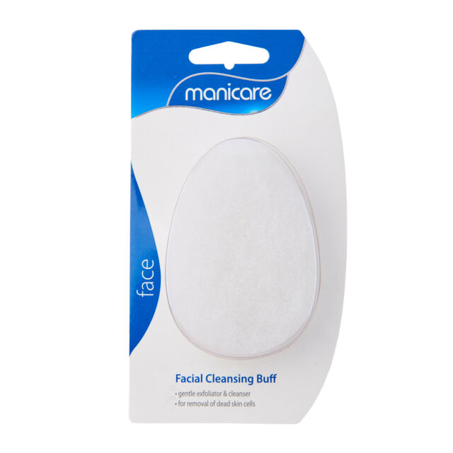 MANICARE FACIAL CLEANSING BUFF FREE POSTAGE