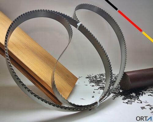 Bandsägeblätter UDDEHOLM 1 Stück Länge von 4700-4740 mm Breite von 6 bis 30 mm