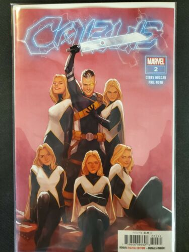 VF//NM Comics Book Cable #2 Marvel 2020