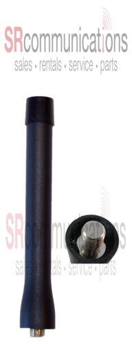 Antenna VHF Stubby Motorola CP150 CP185 CP200 CP200XLS CP200D PR400 GP300 P1225