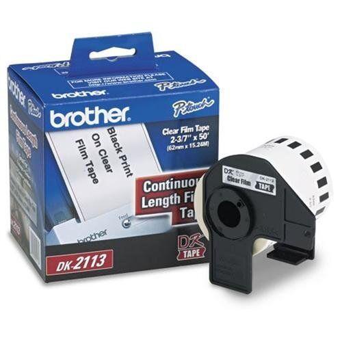 Bredher International Corporat Dk2113 Dk-2113  Continuous Length Film Label