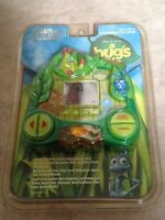 A Bugs Life Electronic Handheld Lcd Game Tiger Factory Sealed 1999