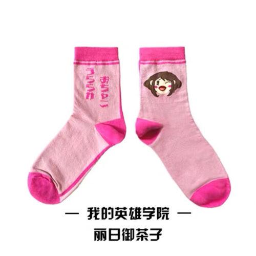 My Hero Academia Socks Kaminari Denki Cosplay stockings Costume Anime Gifts