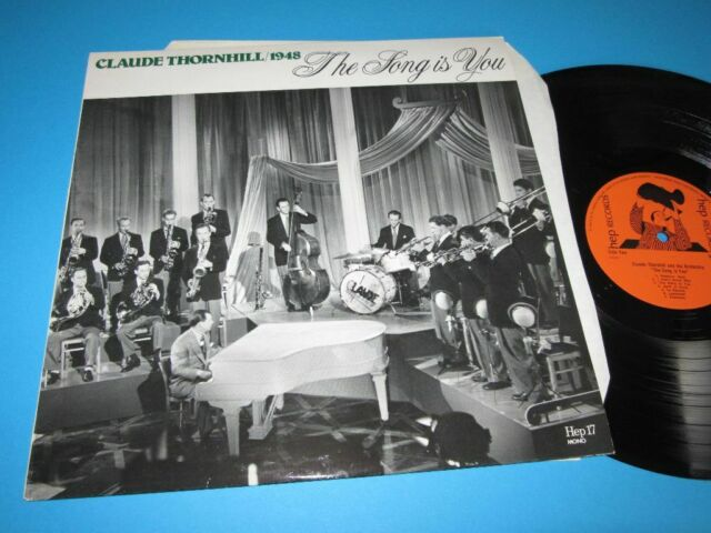 Claude Thornhill And His Orchestra / 1948 - The Song Is You (UK 1980) - LP