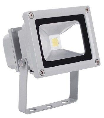12V AC/DC 110V 10W LED Flood light White Floodlight Wash Outdoor lights Grey LW2