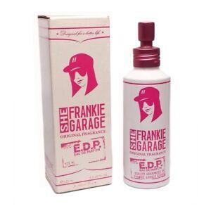 Frankie-Garage-SHE-Eau-de-Toilette-75-125-ml-EDT-OVP