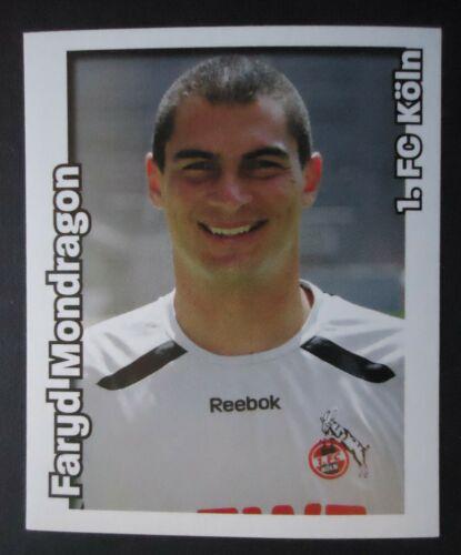 FC Köln Panini 309 Fussball BL 2008//09 Faryd Mondragon 1