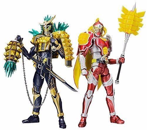 S.H.Figuarts Masked Kamen Rider Gaim Pine Arms & Baron Mango Arms Set BANDAI