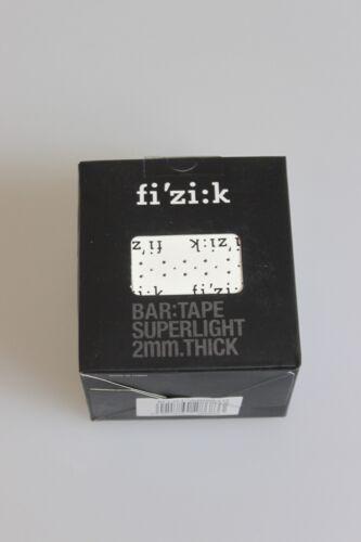Fizik Bar Tape Superlight blanc avec logo Microtex Lenkerband