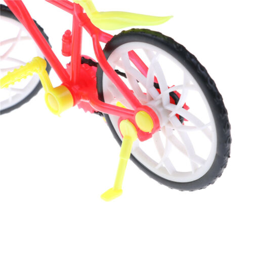 Fashion  Doll Bike Accessories Toy Play House Plastic Bicycle T BE