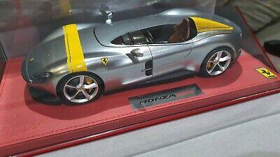 1:18 Hot Wheels SUPER Elite Ferrari 125 S dark red SP NEW bei PREMIUM-MODELCARS