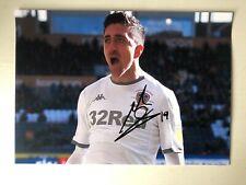Pablo Hernandez Leeds United Signed Photo Football
