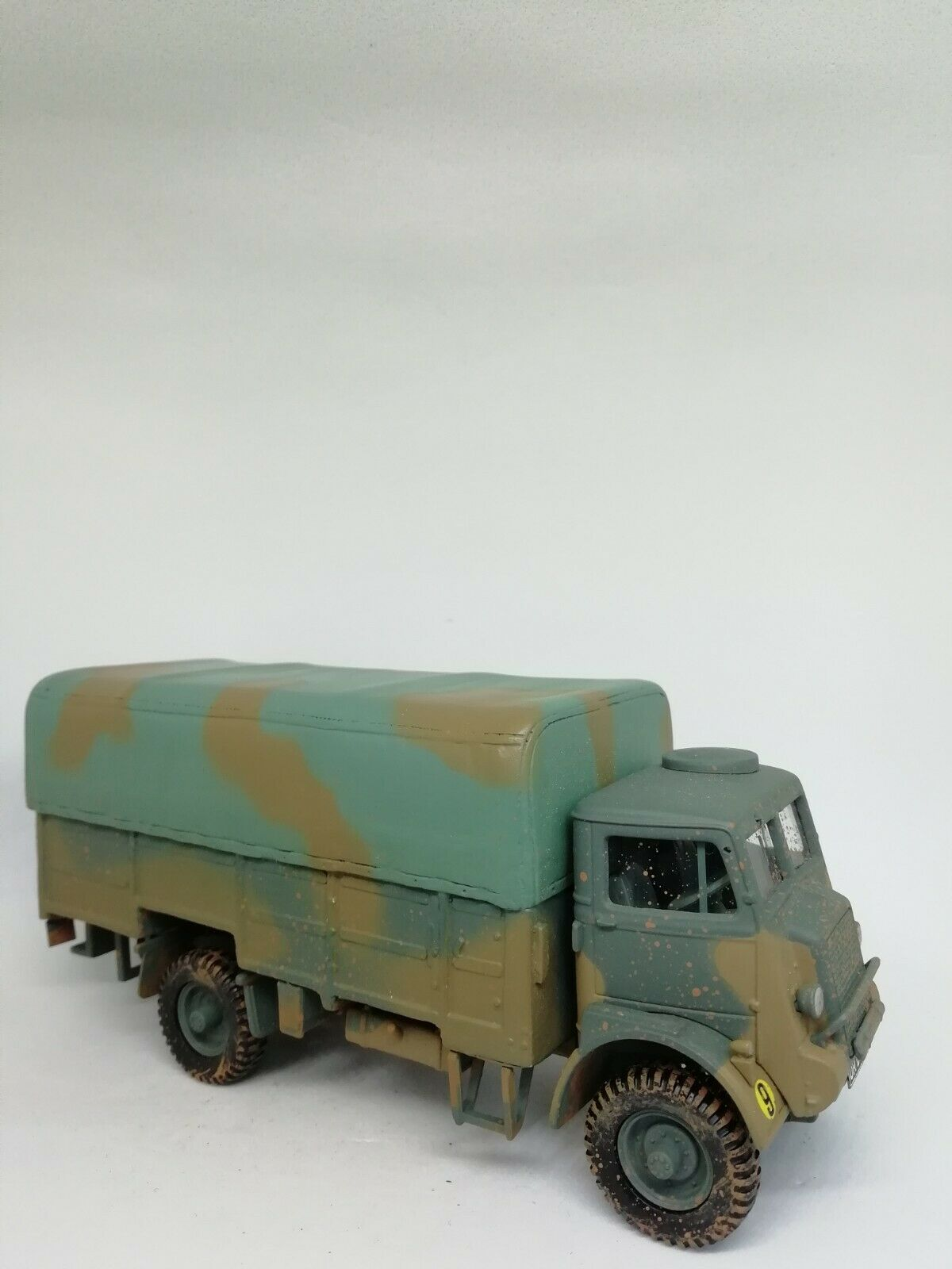 nueva marca Corgi 1 50 50 50 véhicule militaire Bedford QL transport de troupes 1944 WWII  Con precio barato para obtener la mejor marca.