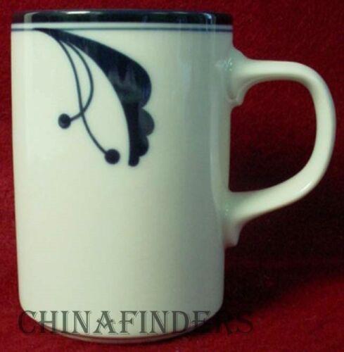 """DANSK china BAYBERRY BLUE pattern Japan Mug 4-1//8/"""""""
