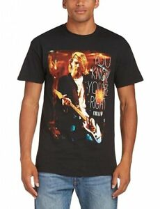 Nirvana T-shirt Kurt You Know Size Xxl Official Merchandise