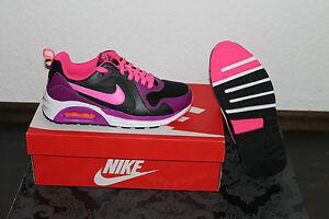 Nike Schuhe Größe 38 Damen schwarz weiß pink
