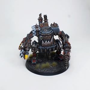 Målad Miniatyr Ork Killa Kan Warhammer 40K magnetiserat 1 -vapen