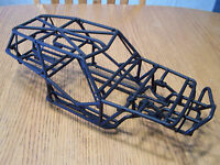 Axial Wraith Crawler Jeep Wrangler Poison Spyder Roll Cage Chassis Rollcage