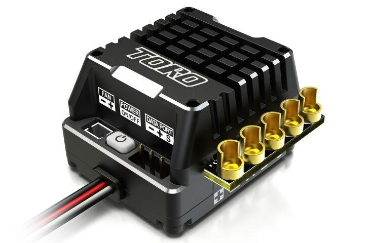 SKYRC TORO TS160A Aluminum Brushless Sensorosso ESC 1:8 1:10 RC Car TS160 ES NEW