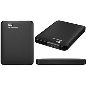 06ec392dcd WD 1TB Elements Portable External Hard Drive USB 3.0 PC Xbox One ...