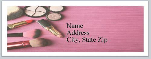 Personalized Address Labels Makeup Lipsticks  Buy 3 get 1 free p 320
