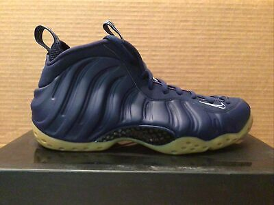 Nike Air Foamposite One Prm Black Suede Bmet