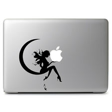 "Moon Girl Vinyl Sticker Skin Decal for Apple Mac book Air & Pro 11"" 13"" 15"" 17"""