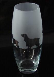 Cocker Spaniel dog gift Vase