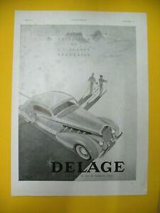 Publicite-de-Prensa-Delage-Automovil-de-ELEGANCIA-Francesa-1939