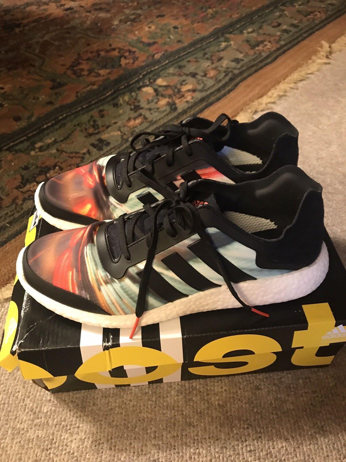 Adidas PureBoost DPR LTD Rainbow Multi Color CG2993 Men Size 11 pureboost ultra